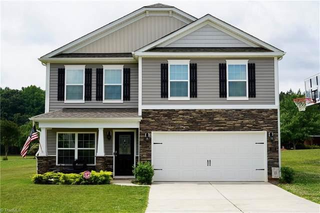 127 Sawyer Lane, Lexington, NC 27295 (MLS #1027891) :: Greta Frye & Associates   KW Realty Elite