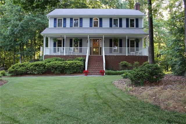 7135 Blackmoor Road, Kernersville, NC 27284 (MLS #1027902) :: Berkshire Hathaway HomeServices Carolinas Realty