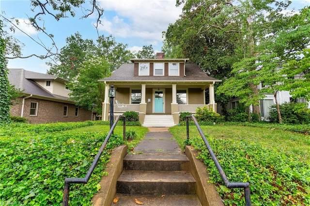 713 Simpson Street, Greensboro, NC 27401 (MLS #1027916) :: Berkshire Hathaway HomeServices Carolinas Realty