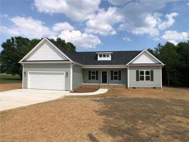 5010 Odell King Road, Burlington, NC 27217 (MLS #1027921) :: Ward & Ward Properties, LLC