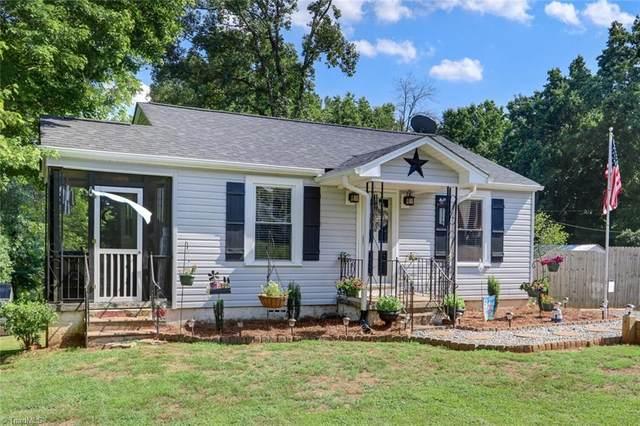 2449 Wentworth Street, Reidsville, NC 27320 (#1027922) :: Rachel Kendall Team