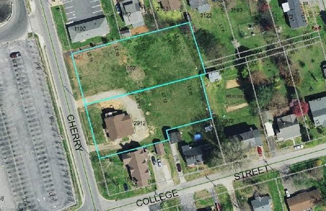206 Cherry Street, Wilkesboro, NC 28697 (MLS #1027934) :: Ward & Ward Properties, LLC