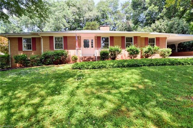 4120 Winchester Road, Winston Salem, NC 27106 (MLS #1027938) :: Witherspoon Realty