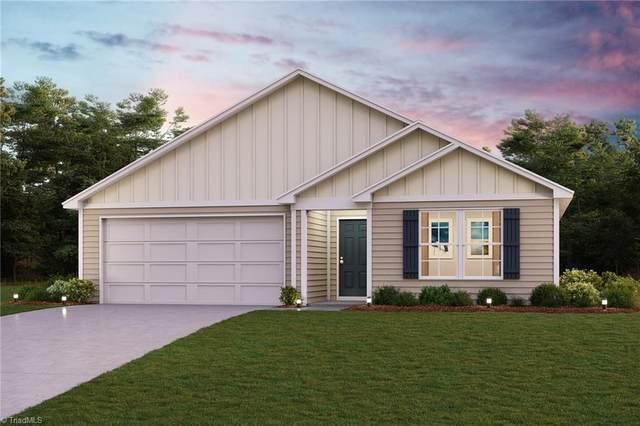 6022 Ferguson Creek Drive, Liberty, NC 27298 (MLS #1027942) :: Ward & Ward Properties, LLC