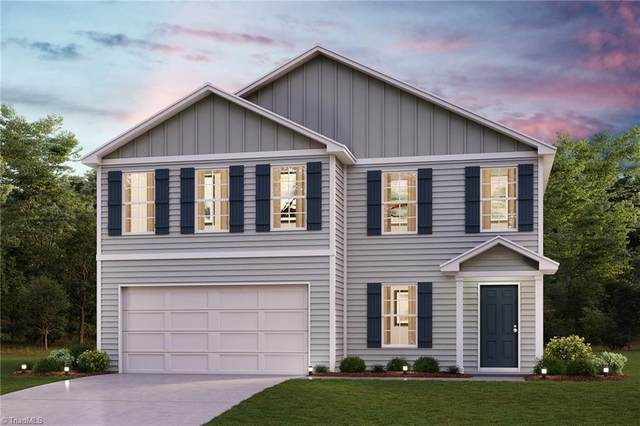 7407 Humble Farm Drive, Liberty, NC 27298 (MLS #1027949) :: Witherspoon Realty