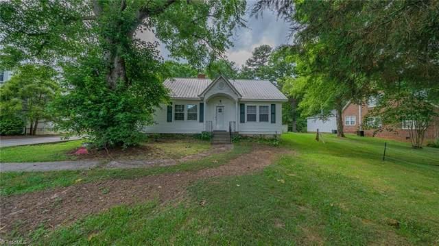 316 Fairview Drive, Lexington, NC 27292 (MLS #1027952) :: Hillcrest Realty Group