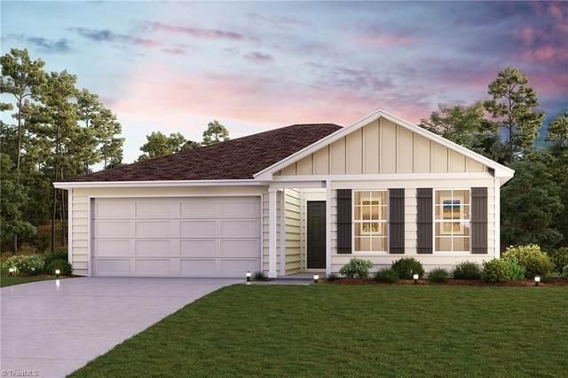 6020 Ferguson Creek Drive, Liberty, NC 27298 (MLS #1027953) :: Witherspoon Realty