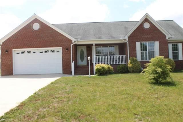 107 Camden Woods Drive, Thomasville, NC 27360 (MLS #1027965) :: Berkshire Hathaway HomeServices Carolinas Realty