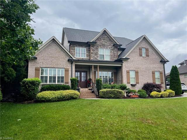 7601 Nebbiolo Court, Kernersville, NC 27284 (MLS #1027972) :: Berkshire Hathaway HomeServices Carolinas Realty