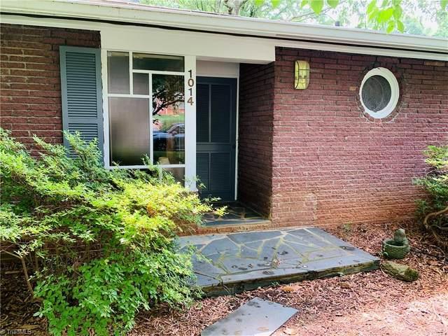 1014 Watson Avenue, Winston Salem, NC 27103 (MLS #1027976) :: Berkshire Hathaway HomeServices Carolinas Realty