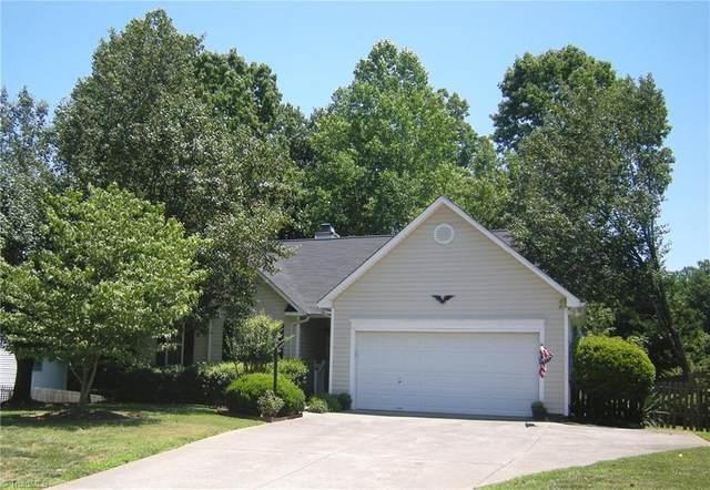 1006 Woodland Pointe Drive, Kernersville, NC 27284 (MLS #1027979) :: Greta Frye & Associates | KW Realty Elite