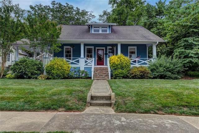 2222 Queen Street, Winston Salem, NC 27103 (MLS #1027981) :: Berkshire Hathaway HomeServices Carolinas Realty