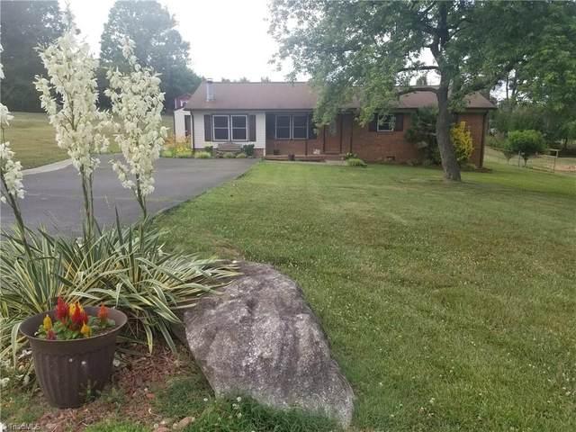 3975 Elkton Trail, Winston Salem, NC 27107 (MLS #1027986) :: Ward & Ward Properties, LLC