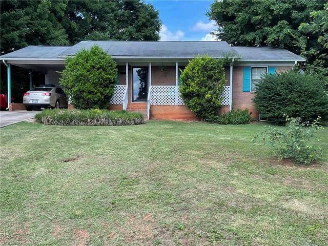 181 Lowell Street, Lexington, NC 27295 (MLS #1027988) :: Berkshire Hathaway HomeServices Carolinas Realty