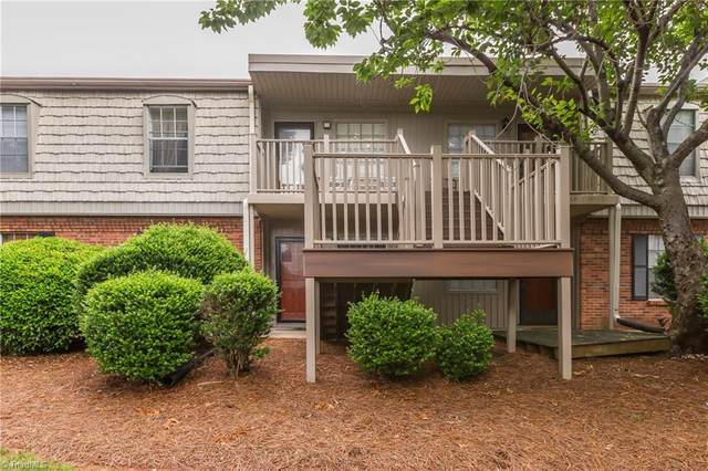 3826 Country Club Road C, Winston Salem, NC 27104 (MLS #1027992) :: EXIT Realty Preferred