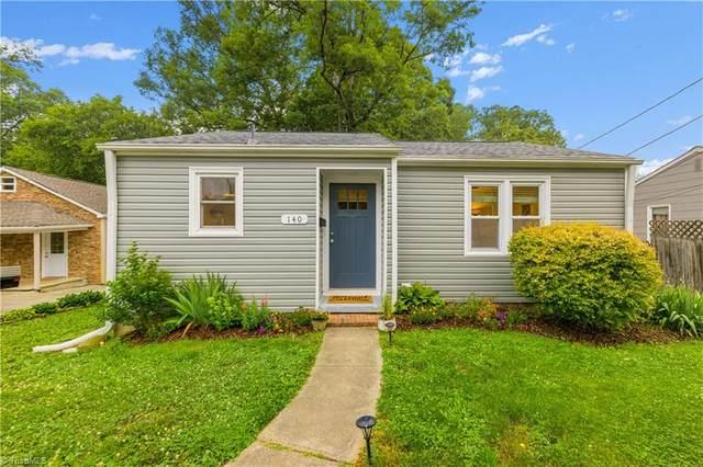 140 S Gordon Drive, Winston Salem, NC 27104 (MLS #1028019) :: Berkshire Hathaway HomeServices Carolinas Realty