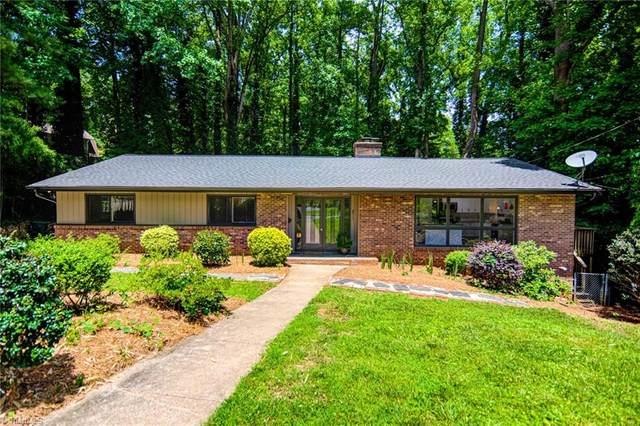 811 Conway Court, Winston Salem, NC 27106 (MLS #1028025) :: Berkshire Hathaway HomeServices Carolinas Realty