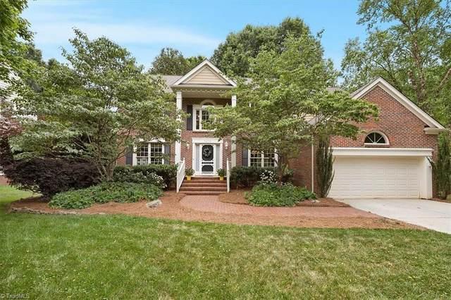 4205 Windlestraw Lane, Greensboro, NC 27410 (MLS #1028041) :: Berkshire Hathaway HomeServices Carolinas Realty
