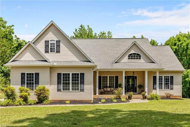 1185 Marshall Graves Road, Yanceyville, NC 27379 (MLS #1028044) :: Ward & Ward Properties, LLC