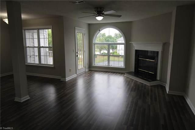 3646 Morris Farm Drive 2C, Greensboro, NC 27409 (MLS #1028053) :: Berkshire Hathaway HomeServices Carolinas Realty