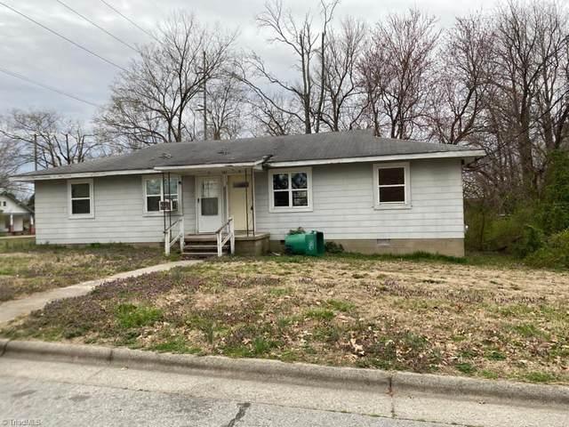 301 Royal Oak Avenue, High Point, NC 27262 (MLS #1028059) :: Berkshire Hathaway HomeServices Carolinas Realty