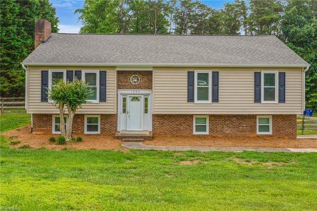 1529 Jubilee Trail, Kernersville, NC 27284 (MLS #1028069) :: Berkshire Hathaway HomeServices Carolinas Realty