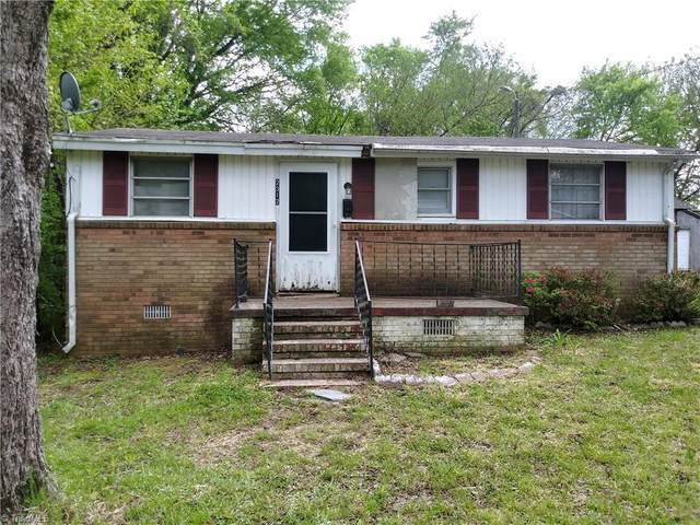 2312 Radiance Drive, Burlington, NC 27215 (MLS #1028070) :: Berkshire Hathaway HomeServices Carolinas Realty