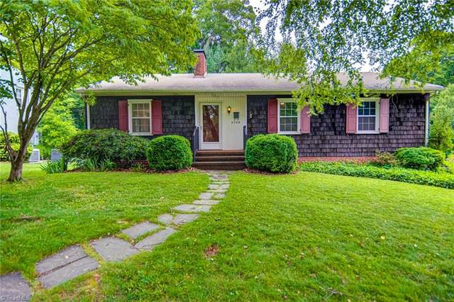 2749 Westridge Road, Winston Salem, NC 27103 (MLS #1028077) :: Berkshire Hathaway HomeServices Carolinas Realty