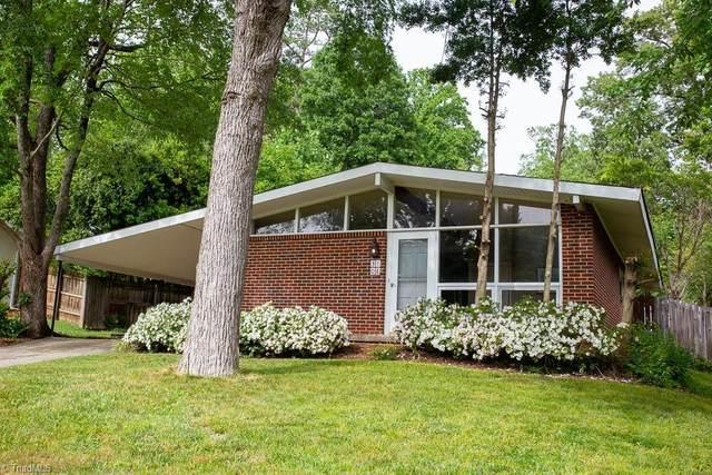 3108 Canterbury Street, Greensboro, NC 27408 (MLS #1028080) :: Berkshire Hathaway HomeServices Carolinas Realty