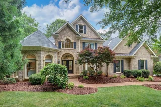 11 Blue Gill Cove, Greensboro, NC 27455 (MLS #1028087) :: Berkshire Hathaway HomeServices Carolinas Realty