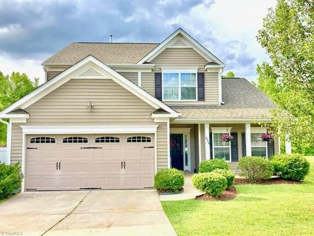 4539 Deighton Court, Winston Salem, NC 27106 (MLS #1028095) :: Berkshire Hathaway HomeServices Carolinas Realty