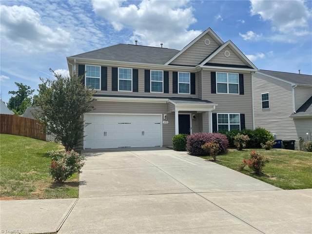 475 Summergate Drive, Winston Salem, NC 27103 (MLS #1028098) :: Berkshire Hathaway HomeServices Carolinas Realty