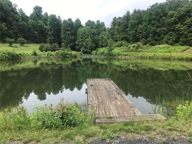 Lot 12B Vacation Way, Millers Creek, NC 28651 (MLS #1028101) :: Ward & Ward Properties, LLC