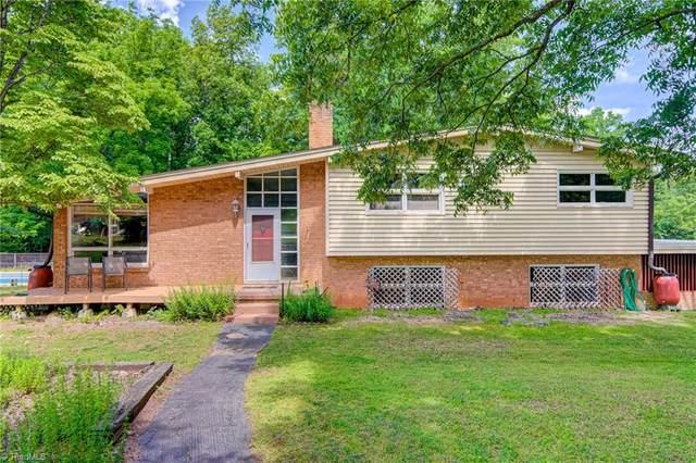 619 Dogwood Circle, High Point, NC 27260 (MLS #1028112) :: Berkshire Hathaway HomeServices Carolinas Realty