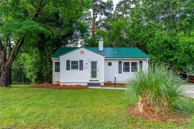 2321 Fernwood Drive, Greensboro, NC 27408 (MLS #1028142) :: Berkshire Hathaway HomeServices Carolinas Realty