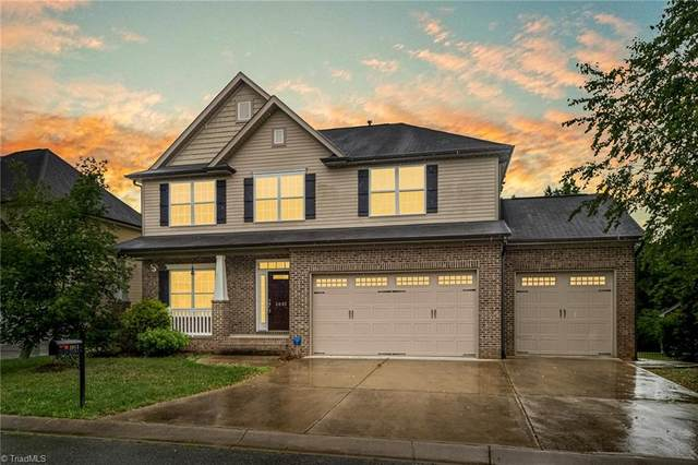 3093 Victoria Falls Drive, Burlington, NC 27215 (MLS #1028150) :: Berkshire Hathaway HomeServices Carolinas Realty