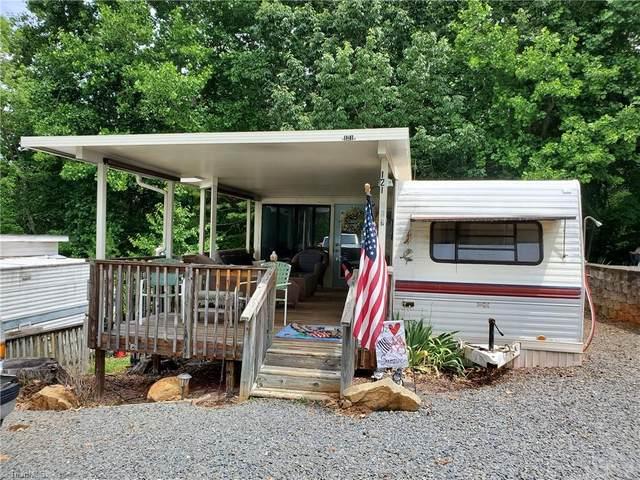 121 Badin View Drive Lot 806, New London, NC 28127 (MLS #1028155) :: Berkshire Hathaway HomeServices Carolinas Realty