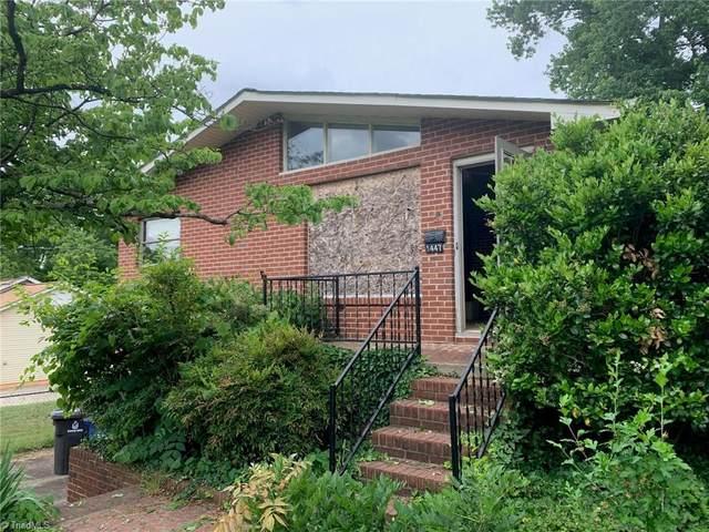 1447 Harding Street, Winston Salem, NC 27107 (MLS #1028161) :: Hillcrest Realty Group