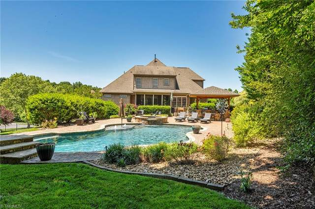 2128 Cherrywood Drive, Clemmons, NC 27012 (#1028162) :: Premier Realty NC