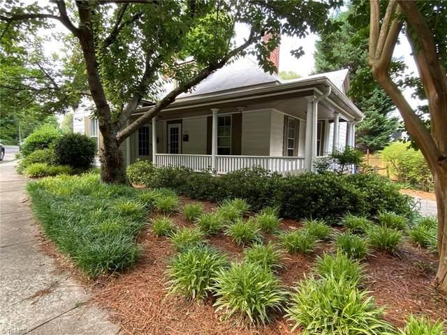 127 West End Boulevard, Winston Salem, NC 27101 (MLS #1028170) :: Berkshire Hathaway HomeServices Carolinas Realty