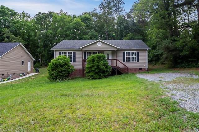 126 Kendall Mill Road, Thomasville, NC 27360 (MLS #1028175) :: Ward & Ward Properties, LLC