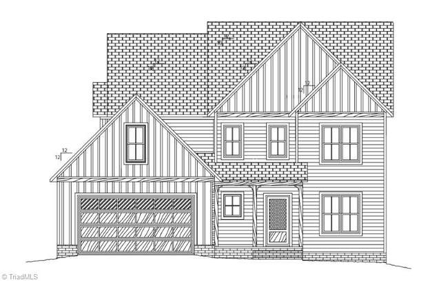 116 Mountain Ridge Court, King, NC 27021 (MLS #1028184) :: Hillcrest Realty Group