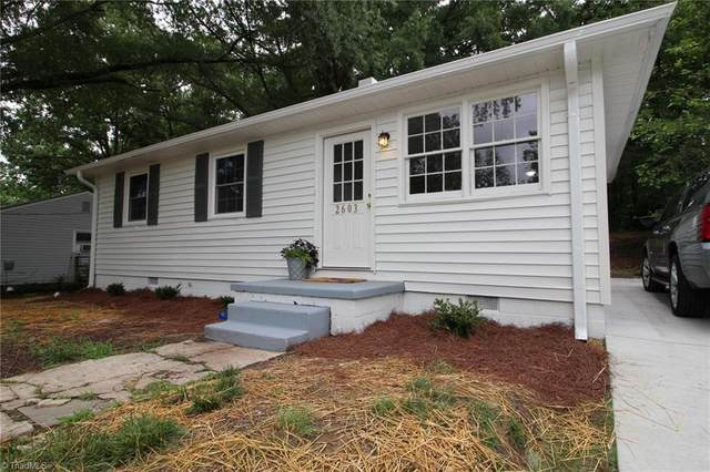 2603 Belmar Street, Greensboro, NC 27407 (MLS #1028188) :: Greta Frye & Associates | KW Realty Elite