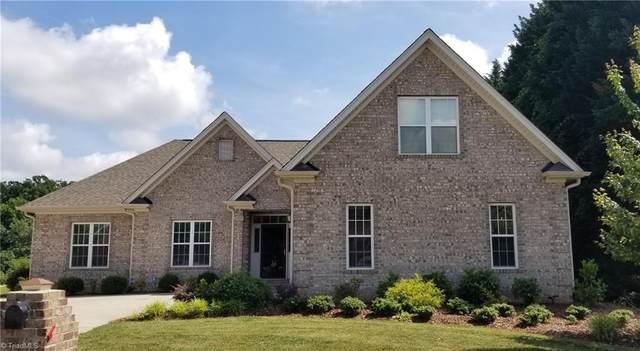 6467 Rains-Davis Drive, Kernersville, NC 27284 (MLS #1028206) :: Ward & Ward Properties, LLC