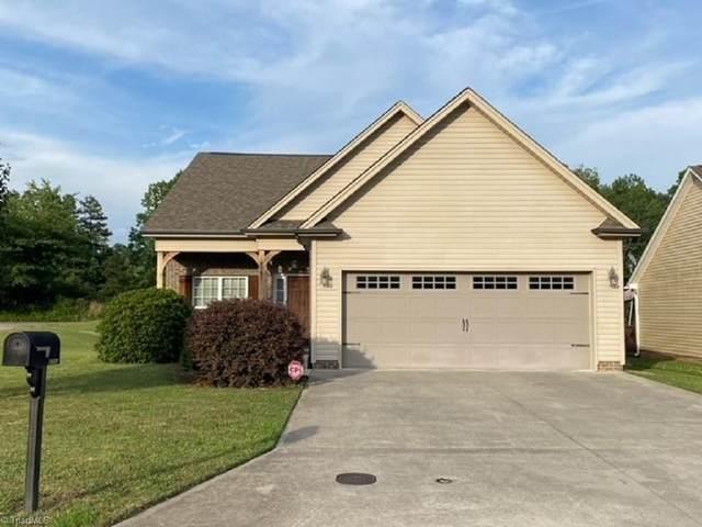 4701 Audrey Drive, Winston Salem, NC 27127 (MLS #1028208) :: Berkshire Hathaway HomeServices Carolinas Realty