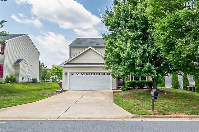 6107 Elderbush Drive, Greensboro, NC 27405 (MLS #1028214) :: Berkshire Hathaway HomeServices Carolinas Realty