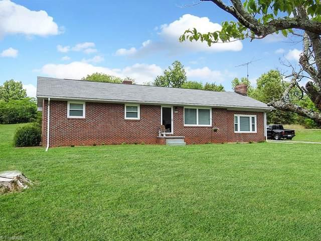 335 Pleasant Hill Drive, Elkin, NC 28621 (MLS #1028222) :: RE/MAX Impact Realty