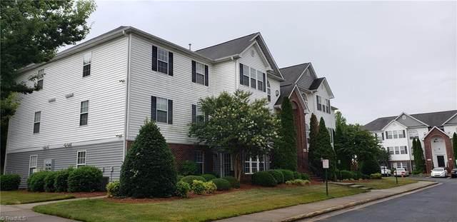 4290 Cedarcroft Court 3C, Greensboro, NC 27409 (MLS #1028227) :: Lewis & Clark, Realtors®
