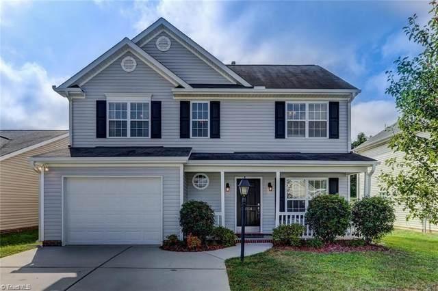 4114 Youngstown Drive, Greensboro, NC 27405 (MLS #1028230) :: Berkshire Hathaway HomeServices Carolinas Realty
