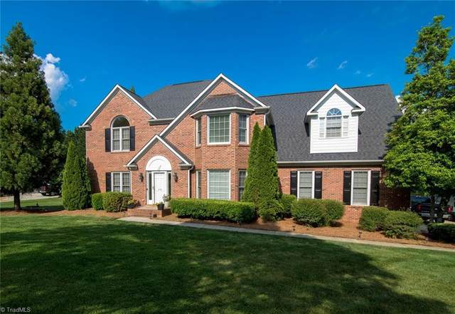 6110 Trotter Ridge Road, Summerfield, NC 27358 (MLS #1028244) :: Berkshire Hathaway HomeServices Carolinas Realty